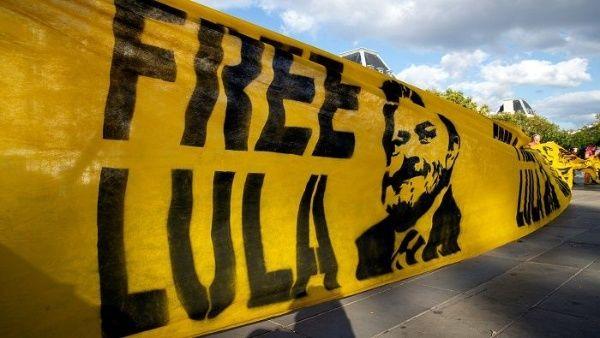 Movimientos sociales marcharán en Brasil por libertad de Lula