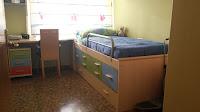 piso en venta calle rio-adra castellon dormitorio1