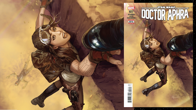 Marvel: Zapowiedź Doctor Aphra #27