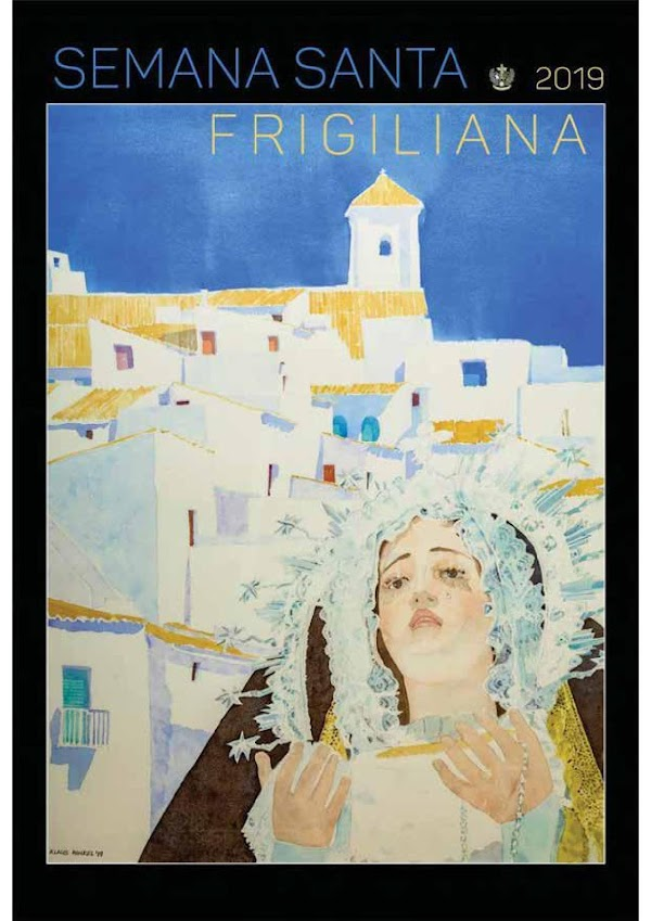 Programa, Horarios e Itinerarios Semana Santa Frigiliana (Málaga) 2019