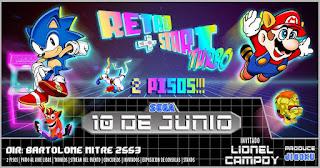 Retro Start Turbo