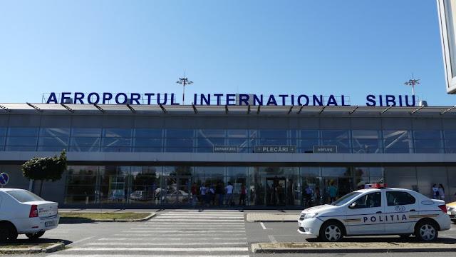 Flughafen Sibiu