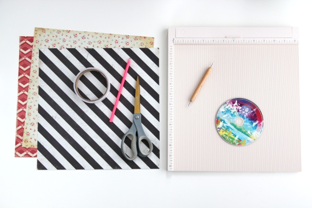 what you need to make your own diy pillow boxes