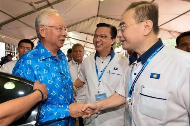 MCA Tetap Bantu Menangkan Barisan Nasional #PRKKualaKangsar #PRKSungaiBesar