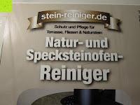 Steinofen-Reiniger Name: Naturstein und Specksteinofen-Pflegeset 4 tlg.