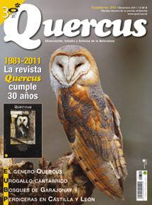 30 aniversario de la Revista Quercus