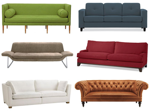 Mad Moose Mama: Introduction to Different Types of Sofas