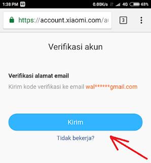 Cara Mengembalikan Password Akun Mi yang Lupa