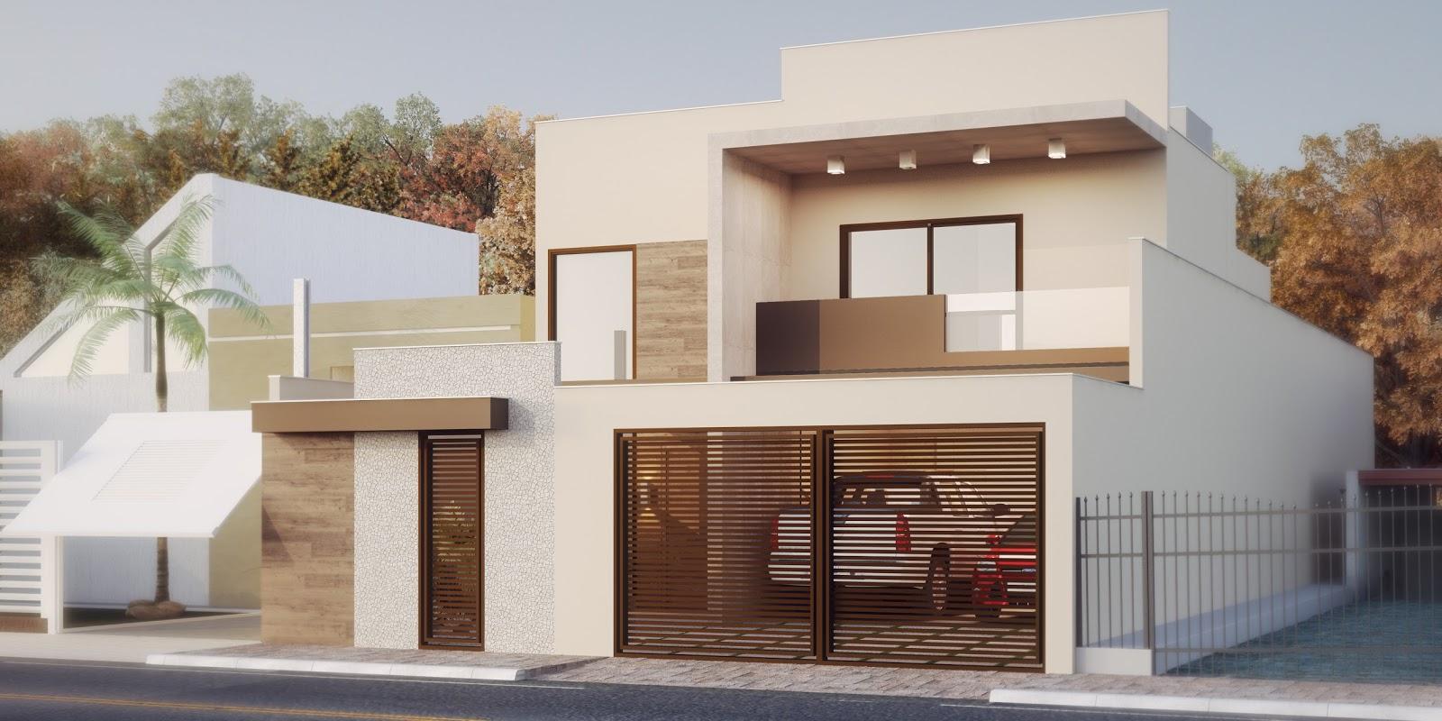 3dsul maquete eletr nica 3d casa popular projeto 3d for Crea casa 3d