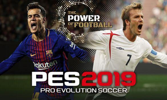 كونامي تقوم باطلاق تريلر لعبة PES 2019 !! تعرف على موعد صدور اللعبة !!