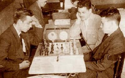 Partida de ajedrez Gabriel Isern – Joaquim Travesset, Social de 1957