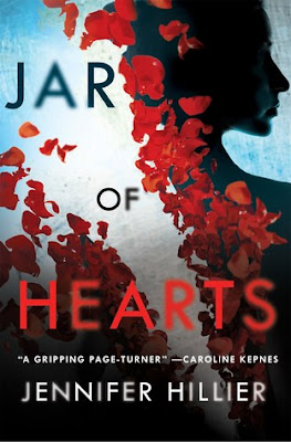 Bea's Book Nook, Review, Jar of Hearts, Jennifer Hillier