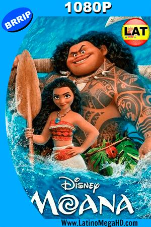 Moana: Un mar de Aventuras (2016) Latino HD 1080P ()