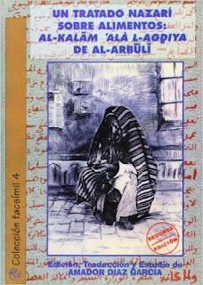 Un tratado Nazari sobre Alimentos- de Al Arbuli