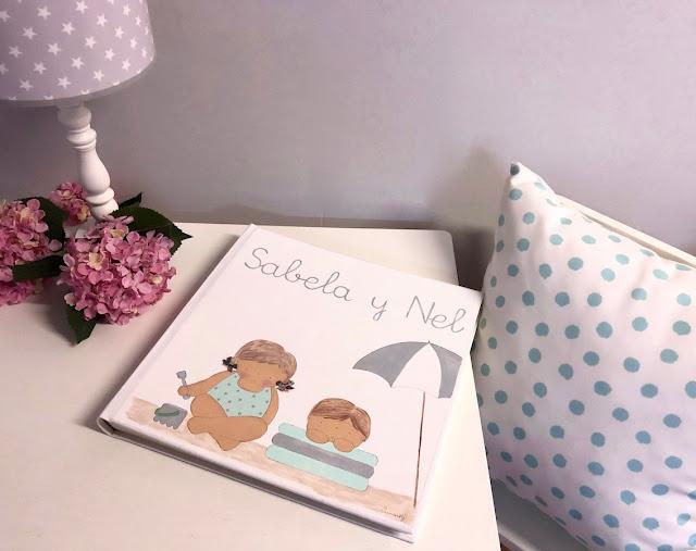 álbum de fotos infantil  fotografía infantil, personalizado con nombre