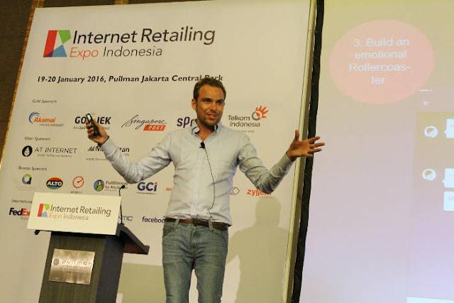Internet Retailing Expo Indonesia 2017 Kembali Digelar