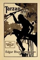 Burroughs - Tarzan, a majomember 1912