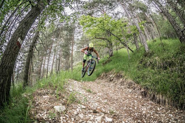 Trail Schwierigkeit MTB Mountainbike Brizzia