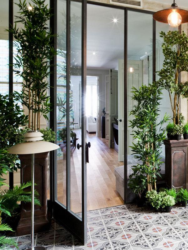 amoureux des plantes cr ez un jardin d 39 hiver. Black Bedroom Furniture Sets. Home Design Ideas