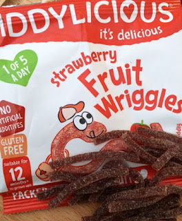 Strawberry fruit wriggles