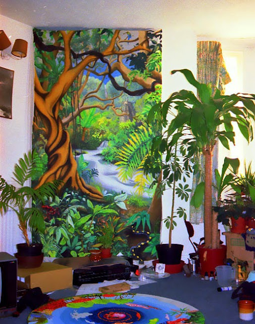 Wall Decal Quotes Jungle Wall Art Fantastic Jungle Wall