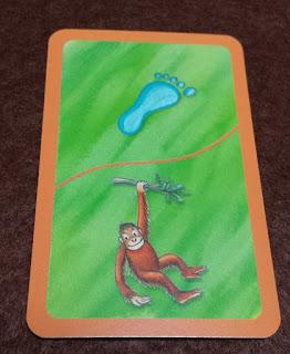 ジャングルマーケット おさるカード