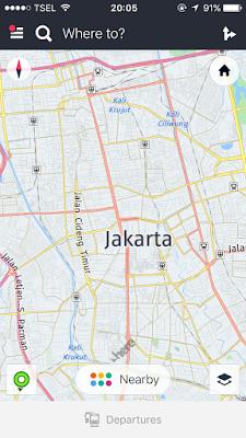 Maps Offline Terbaik Untuk iPhone