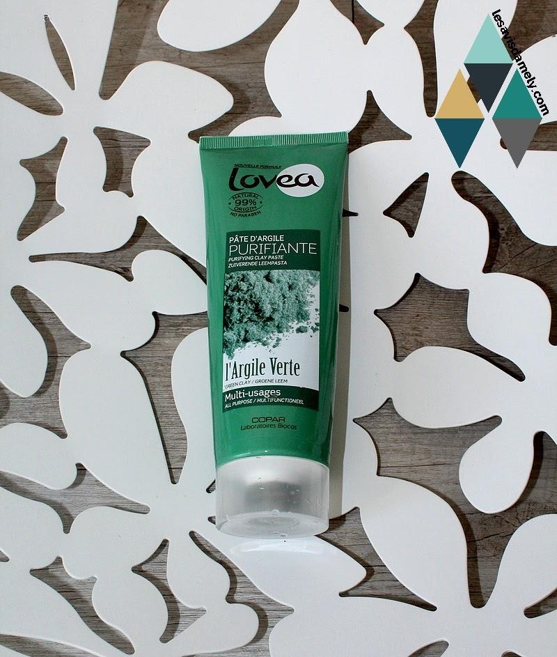 argile verte peaux grasses purifier et réduire excès sebum
