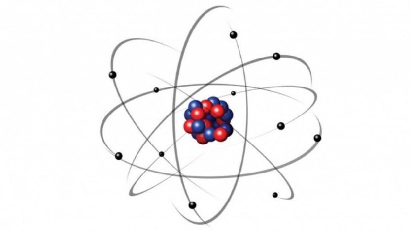 mdeo atom dan materi