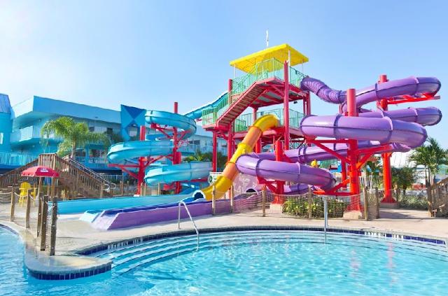 Hotel com piscina em Orlando