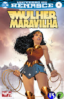DC Renascimento: Mulher Maravilha #4