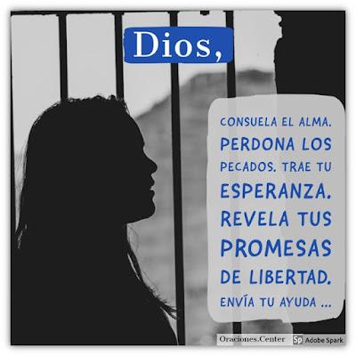 Palabra de Dios para los Presos y Un Testimonio de Libertad
