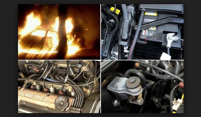 Ini tips mengatasi mobil mengeluarkan asap