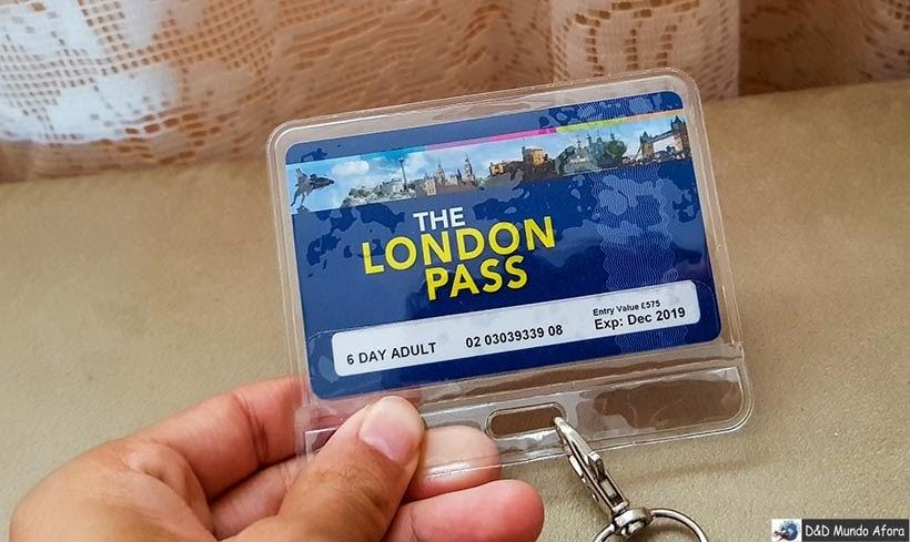 Londo Pass - Diário de Bordo - 5 dias em Londres