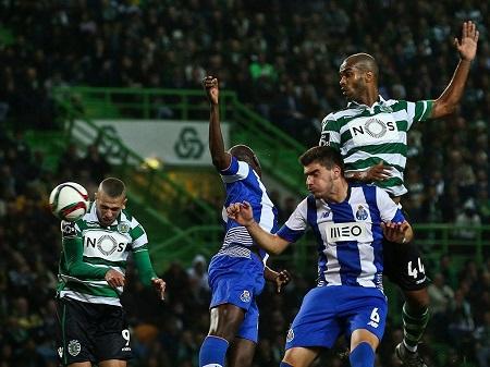 Assistir Sporting x Porto ao vivo grátis em HD 01/10/2017