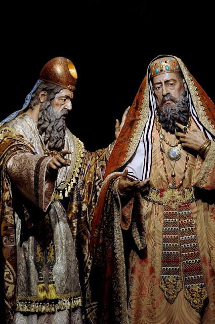 Caifás y Herodes