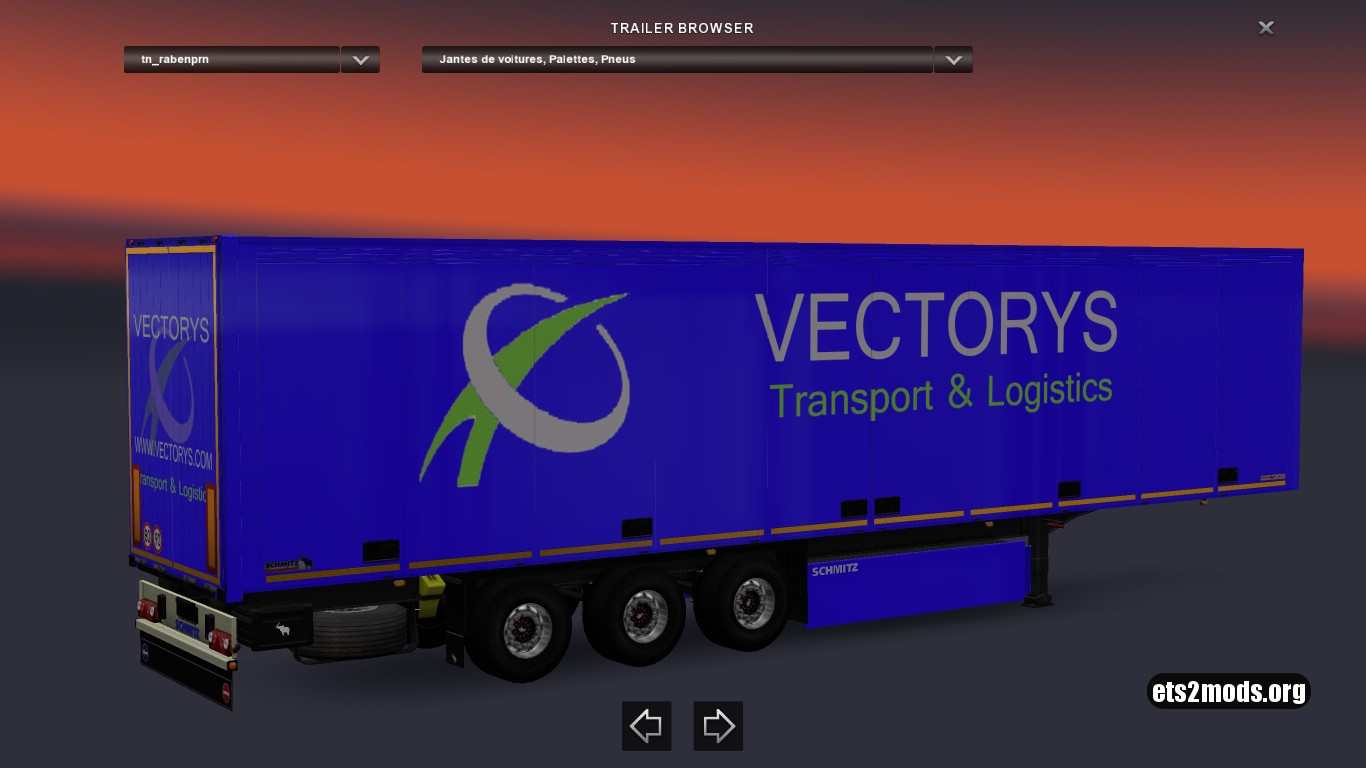 VecTorys Schmitz Trailer
