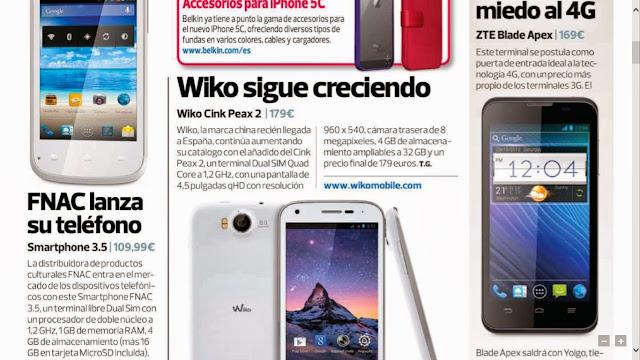 Revista Computer Hoy Octubre del 2013