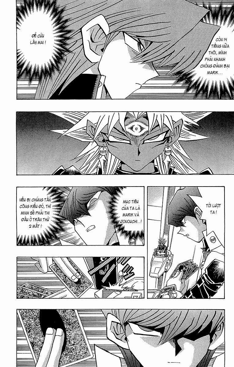 YUGI-OH! chap 241 - đối thủ phải chọn trang 9