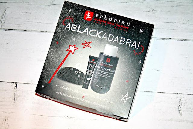 Erborian A-black-ADABRA Collection