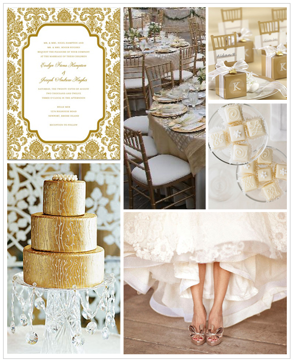 Gold Themed Wedding: Inspiration Songket Affairs : IB#99: Goldilove