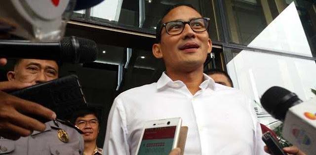 Kampanye Pilpres Akan Suram Jika Pelaku Fitnah Terhadap Sandi Tidak Terungkap
