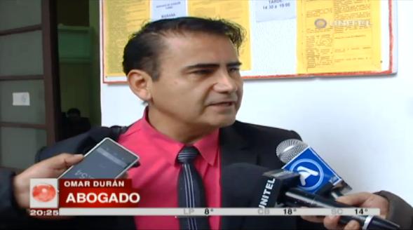 Omar Durán se inscribió el 10 de mayo para aspirar a una magistratura en el TSJ