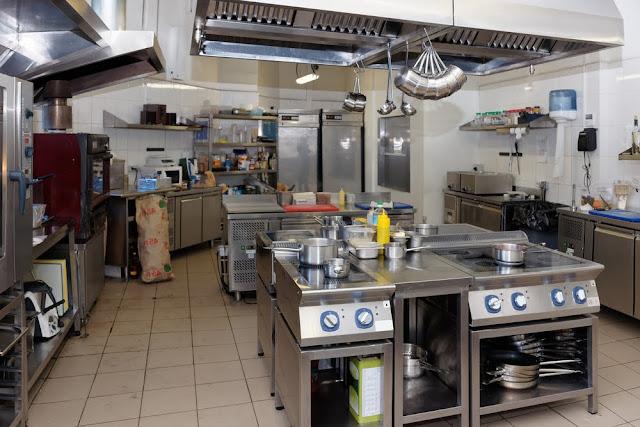 Custom Stainless Steel Kitchens