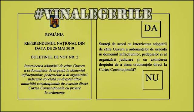 rezultate exit poll alegeri mai 2019 referendum pentru justitie curs avangarde