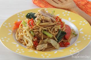 Spaghetti Goreng Jawa