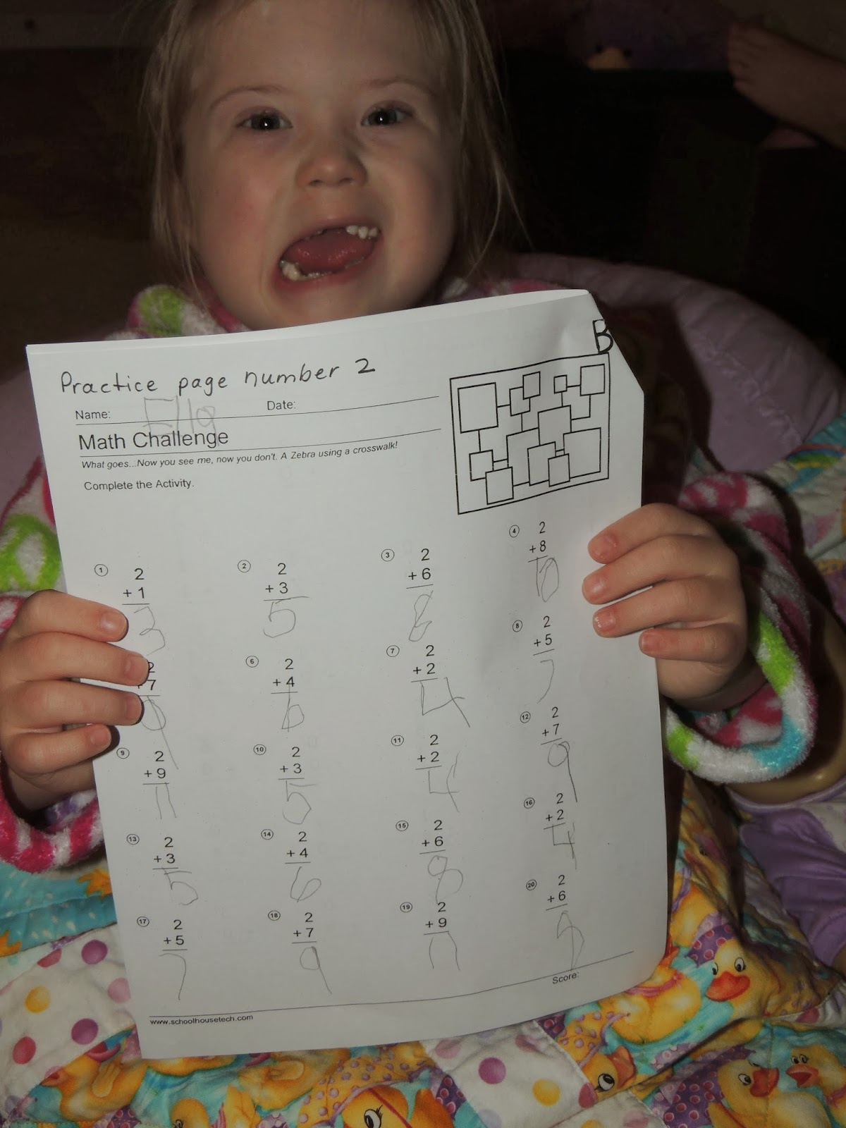Ella Grace With The Pretty Face 31 For 21 Homework