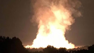 Abia State Pipeline Explosion