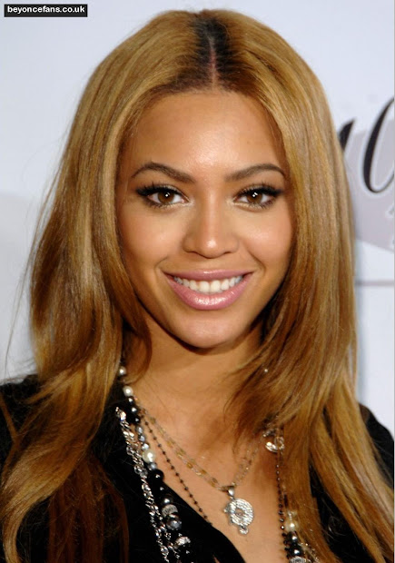 Beyonce Honey Brown Hair Color