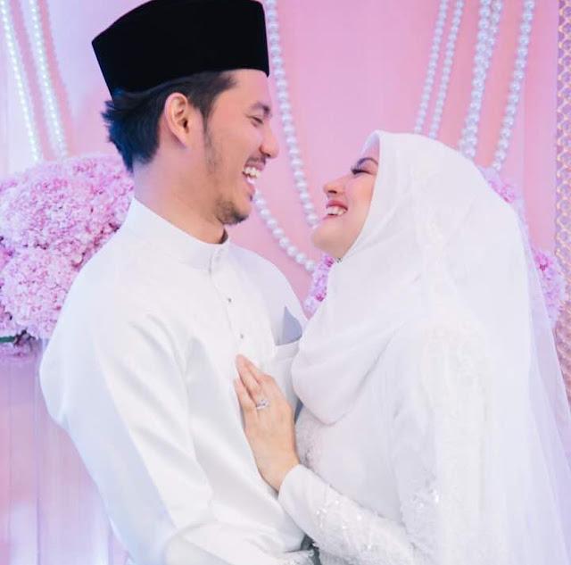 kontroversi artis 2017, #FattZura, #FattahFazura, perkahwinan artis, wedding of the year 2017, fattah amin, nur fazura, pelakon malaysia, perfect couple